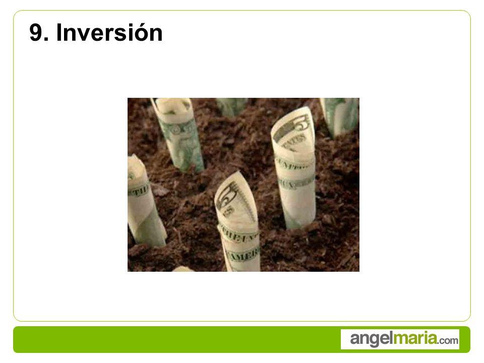 9. Inversión