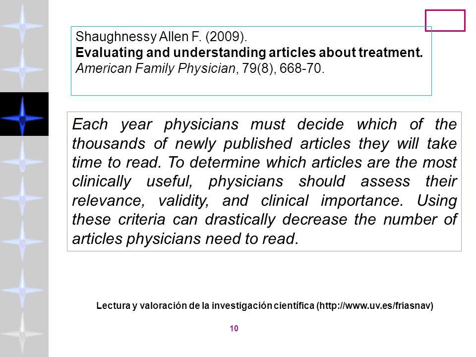 Una Pendiente Resbaladiza Años desde la graduación r = -0.54 p < 0.001............... Conocimientos actualizados sobre el mejor tratamiento Centre for