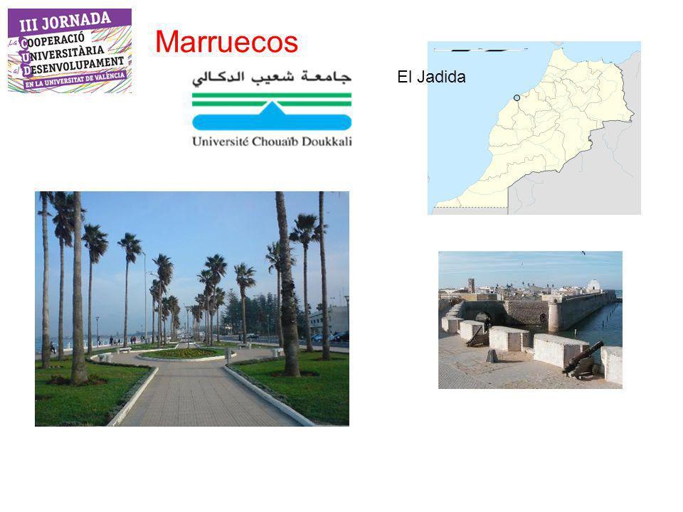 Marruecos El Jadida