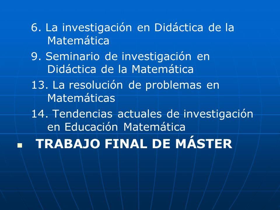 Perfil del alumnado Profesorado universitario latinoamericano Egresados de Maestro y de Psicopedagogía Profesorado universitario y de Ensino Básico de Portugal Profesorado de Secundaria