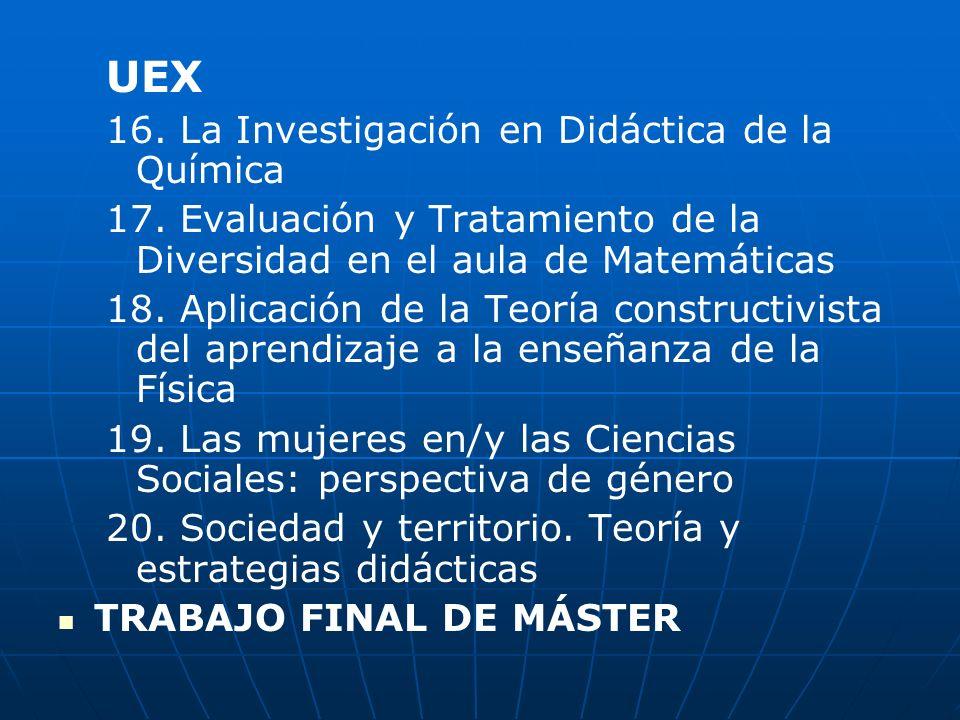 Itinerario de DM 1.El desarrollo profesional del profesorado 2.