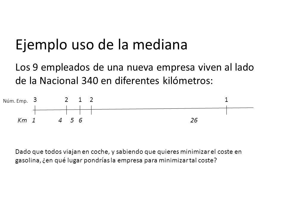 3.Variabilidad En el punto anterior vimos las medidas de tendencia central (media, mediana, etc).