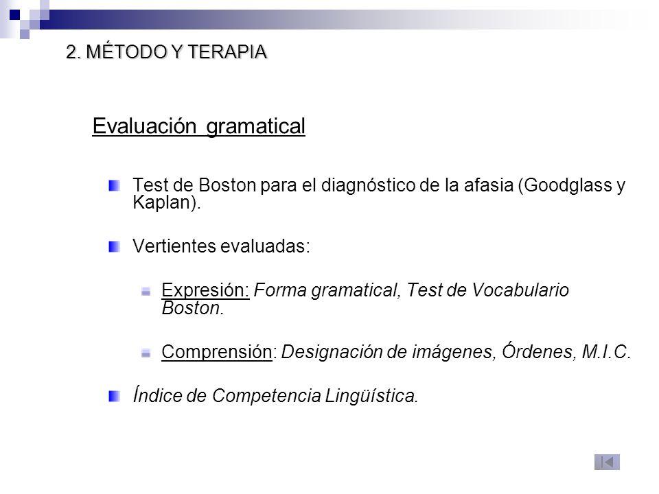 Evaluación pragmática PREP-INIA Neural (Protocolo Rápido de Evaluación Pragmática) (Gallardo).