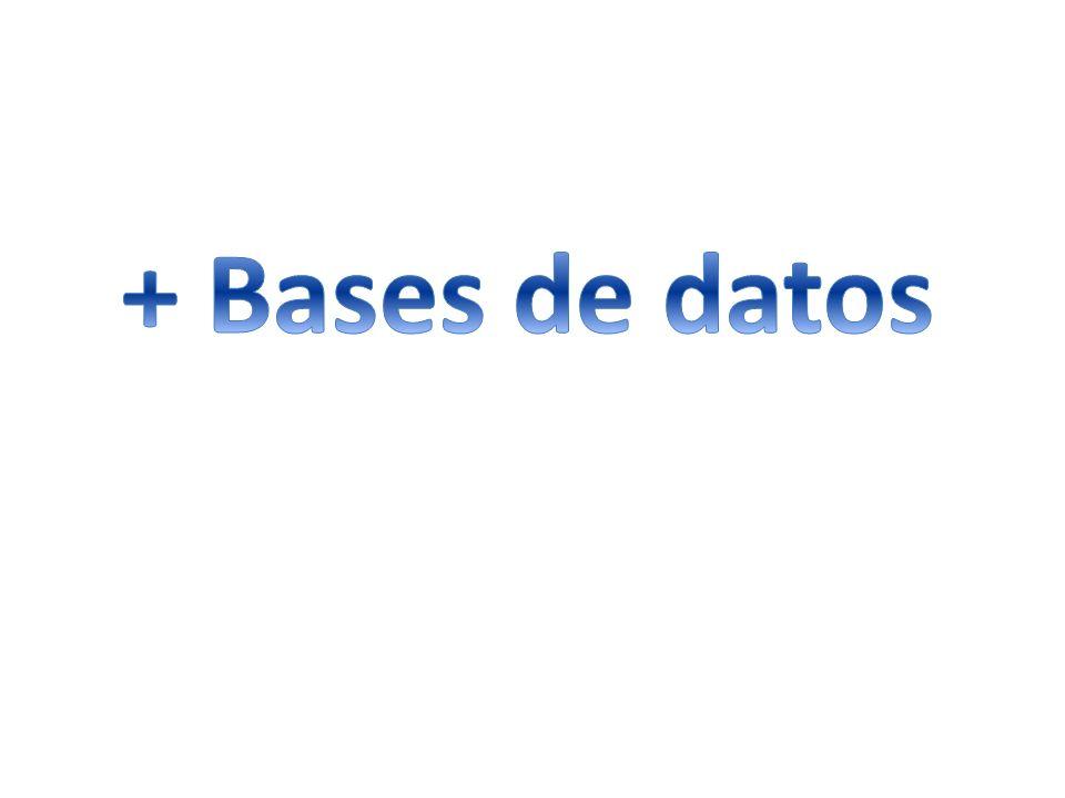 Psicología Basada en la Evidencia ( http://www.uv.es/friasnav) 2008 32 El PsycINFO es un gran centro de documentación que está especializado en Psicología y ciencias afines.