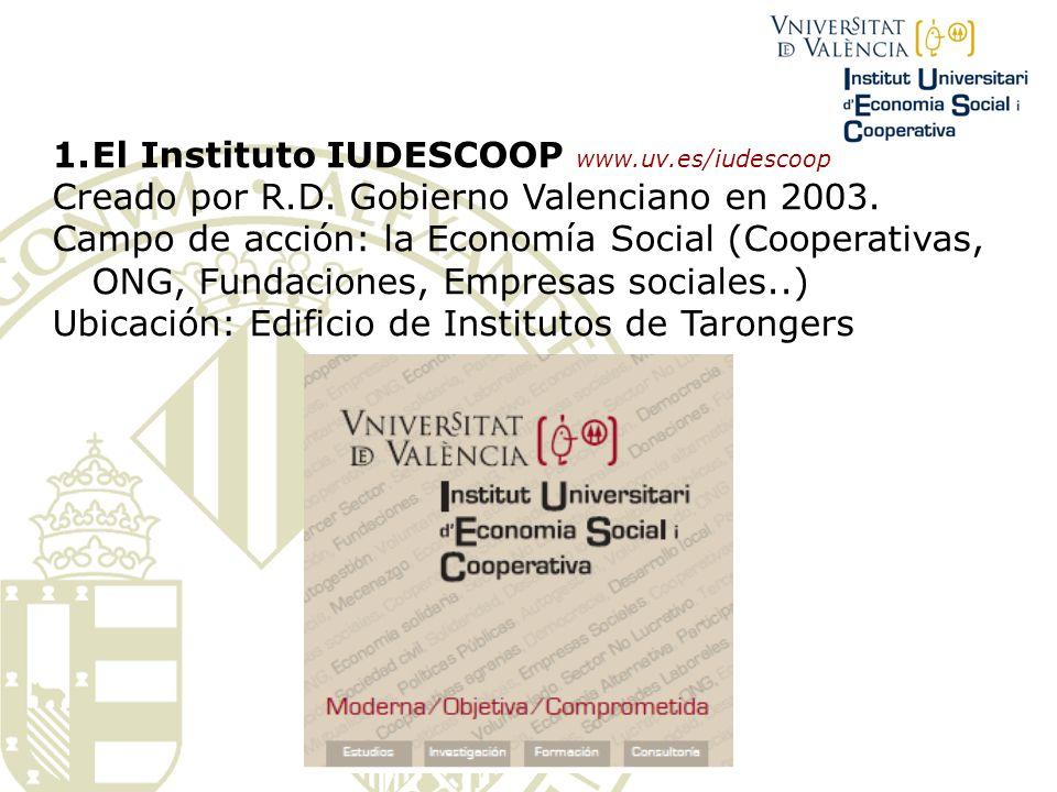 7.Colaboración con FUNDIBES – Fundación iberoamericana de la Economía Social.