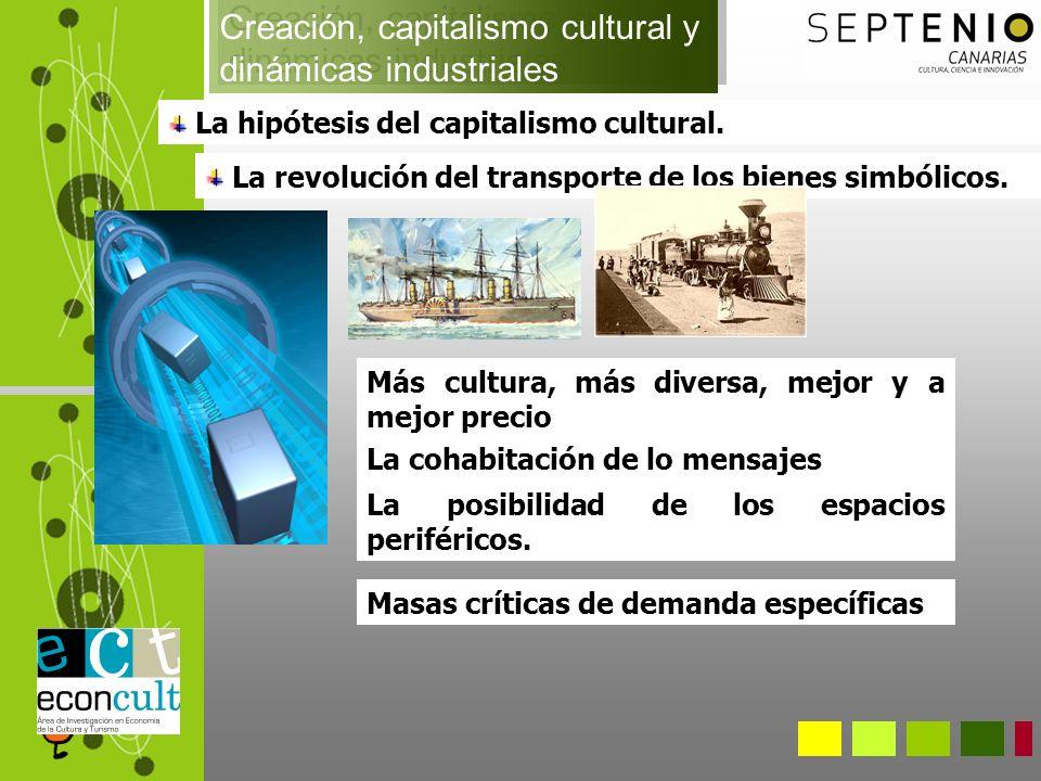 El territorio y el papel del sector público.