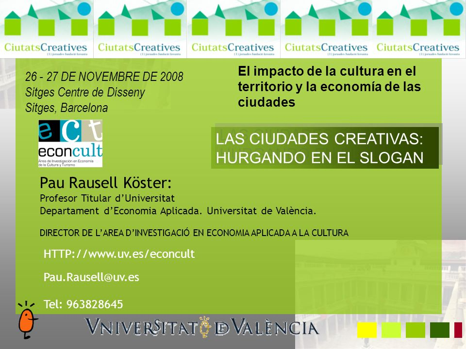 1.Introducción: Capitalismo cultural y creación.