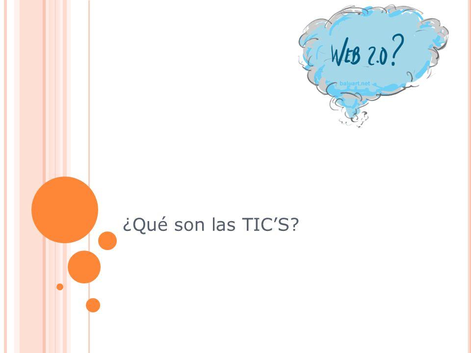 L AS NUEVAS TECNOLOGÍAS DE LA COMUNICACIÓN E INFORMACIÓN (TIC) EN EL AULA PRIMERA SESIÓN: INTRODUCCIÓN.