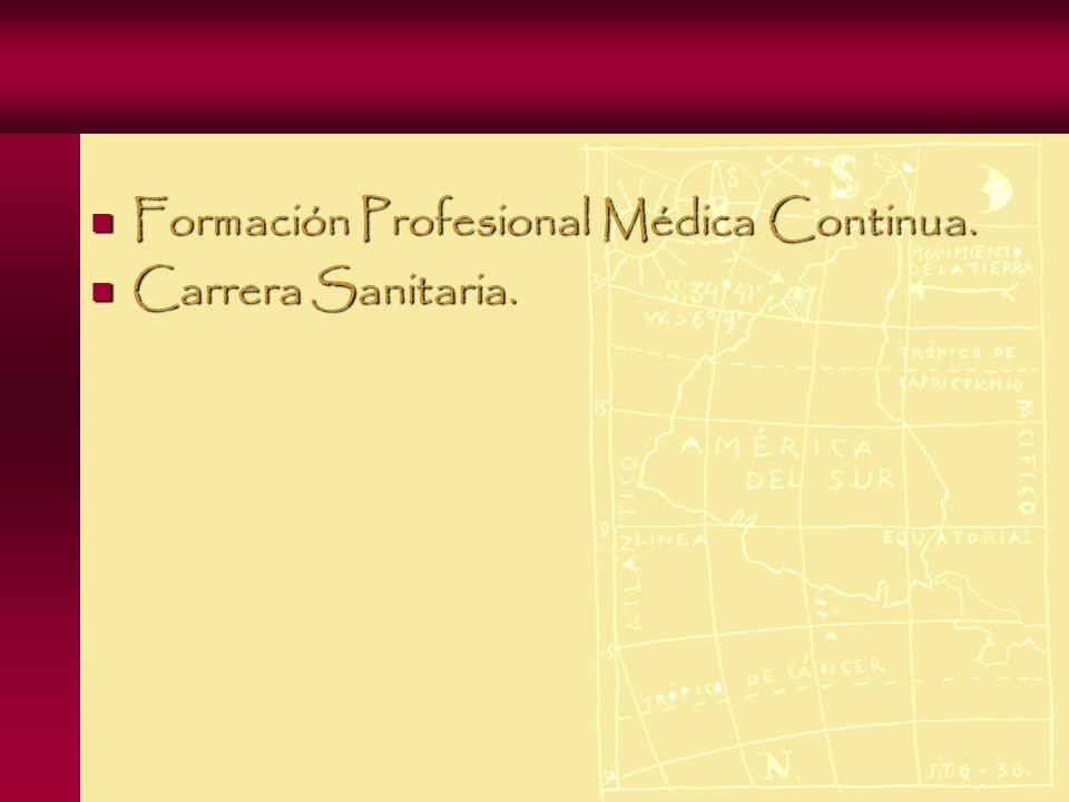 Formación Profesional Médica Continua. Formación Profesional Médica Continua.