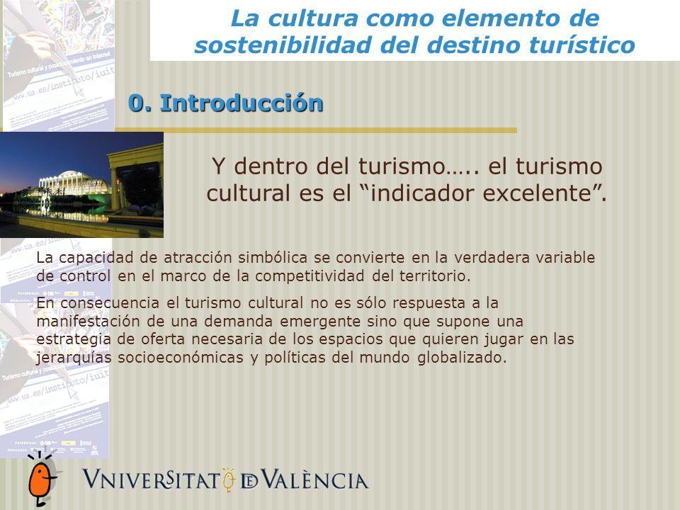 Alicante, 0. Introducción Y dentro del turismo…..