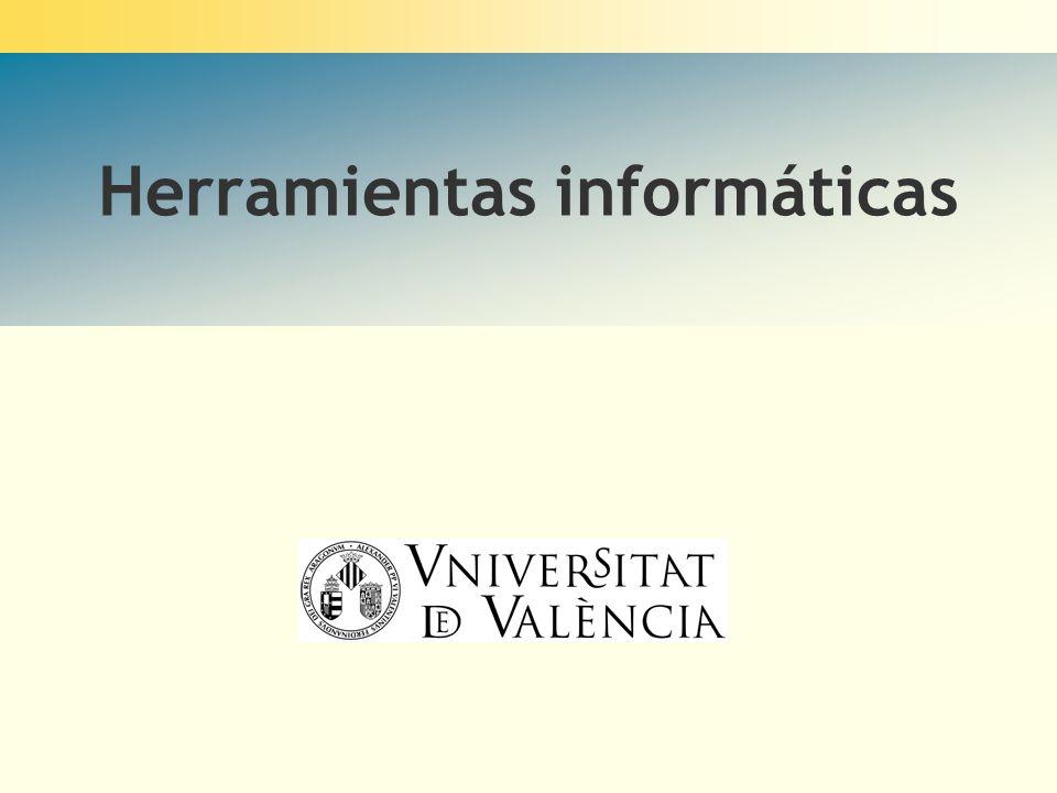 Herramientas informáticas - Ofimática nivel medio 2 Programas de uso general Navegadores (y otras aplicaciones de red) l (soporte de aplicaciones web) Documentos PDF Procesadores de texto Software para presentaciones Hojas de cálculo Bases de datos Paquetes informáticos (p.e.
