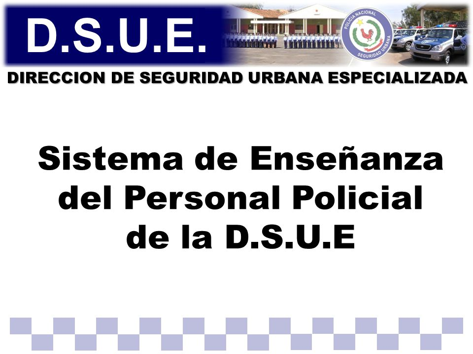 PERFIL PROFESIONAL Desempeñar funciones de seguridad urbana con profesionalismo y ética en su calidad de agente de prevención y/o de respuesta inmediata a situaciones de peligro urbano o de intervención.