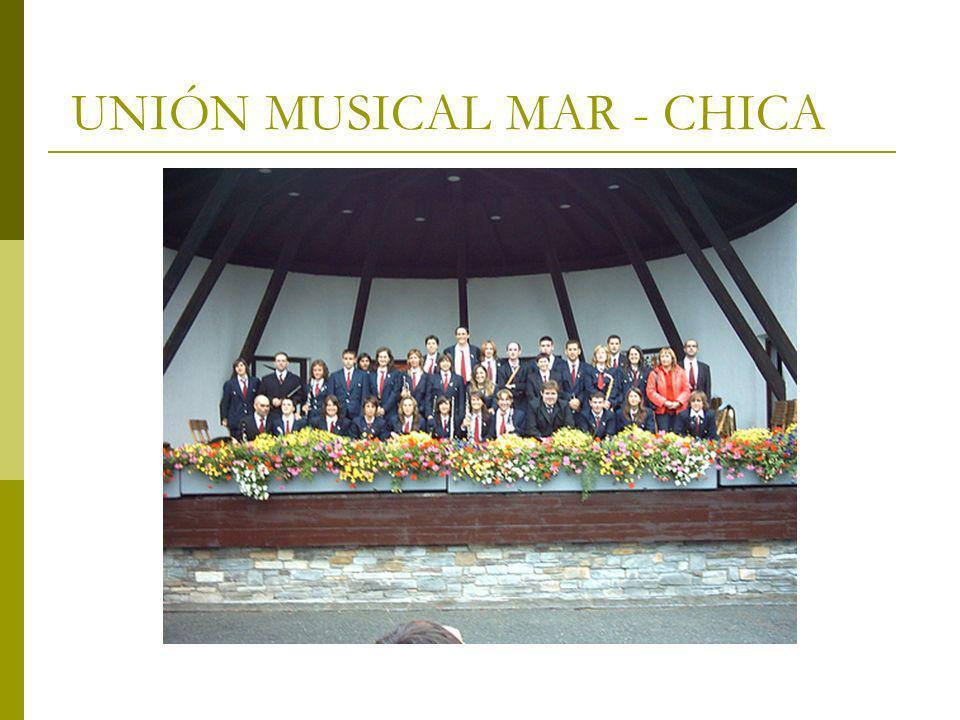 ENTORNO Denominación: Unión Musical La Mar-Chica.Dirección: C/ Unión Musical Mar Chica, s/n.