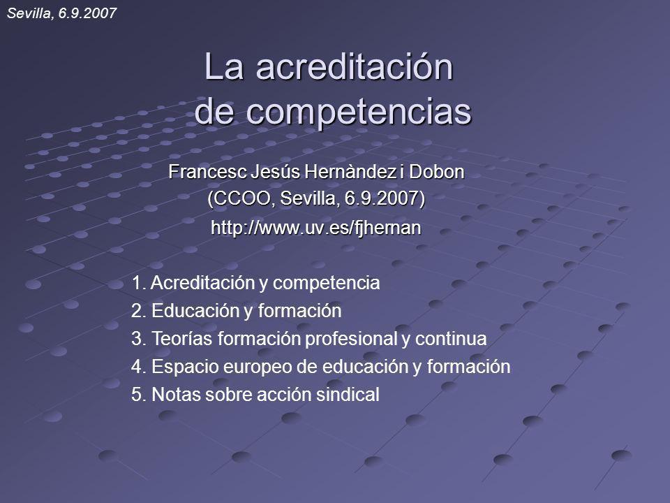 Dos tesis: La escuela promete formar competencias y acaba examinando de conocimientos.