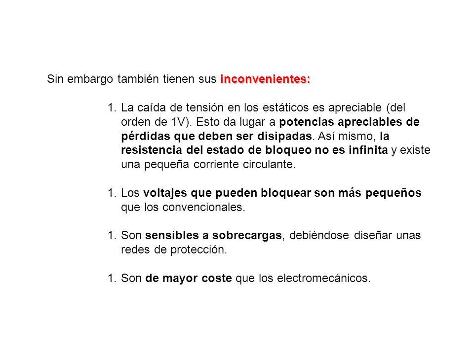 Relés Pulsadores Int.