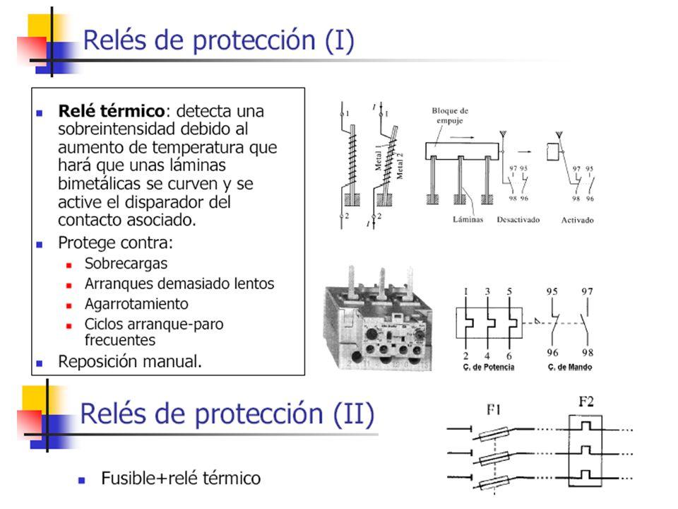 INTERRUPTORES DIFERENCIALES Son interruptores automáticos que evitan el paso de corriente de intensidad peligrosa por el cuerpo humano.