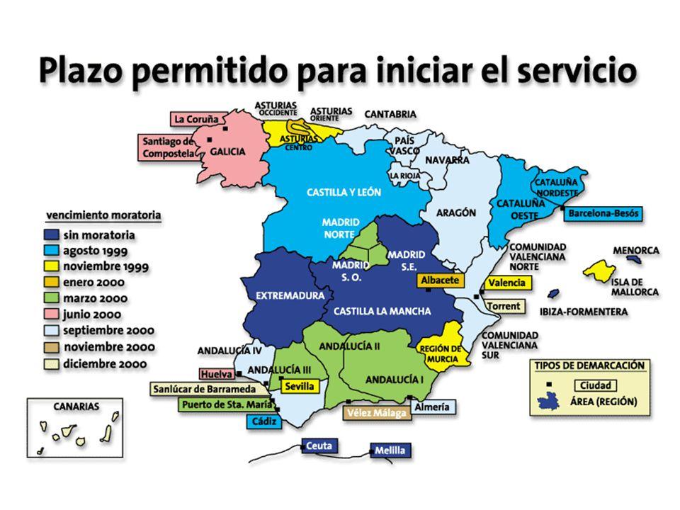 87 CATV en España Legislación sobre redes de TV por cable: –www.sgc.mfom.es/legisla/cable.htmwww.sgc.mfom.es/legisla/cable.htm –www.sgc.mfom.es/operad