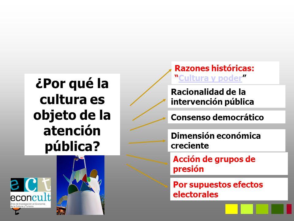 III.El marco de acción de la política cultural (taller): CUESTIONANDO el substrato IDEOLOGÍA.