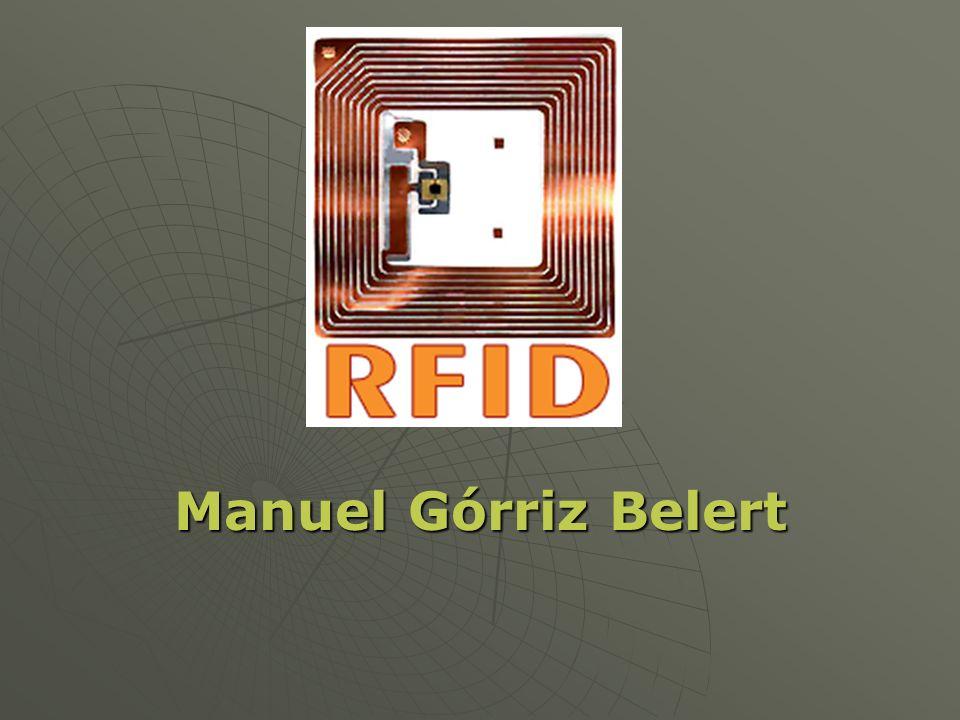 ¿Qué es el RFID.Es un identificador basado en radiofrecuencia.