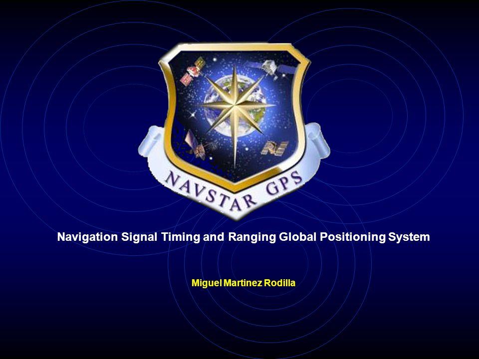 Introducción Servicio ofrecido por el sistema GPS Configuración del sistema Funcionamiento Mensaje de Navegación D-GPS Aplicaciones