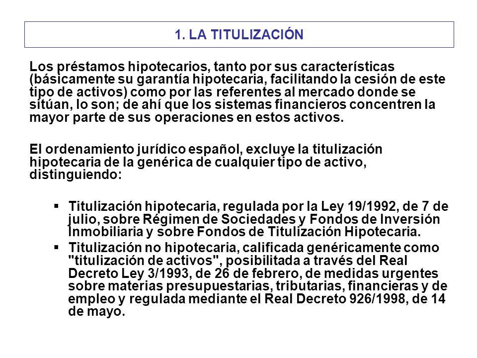 7.VALORACIÓN DE LOS BONOS DE TITULIZACIÓN Determinantes de la cancelación anticipada.