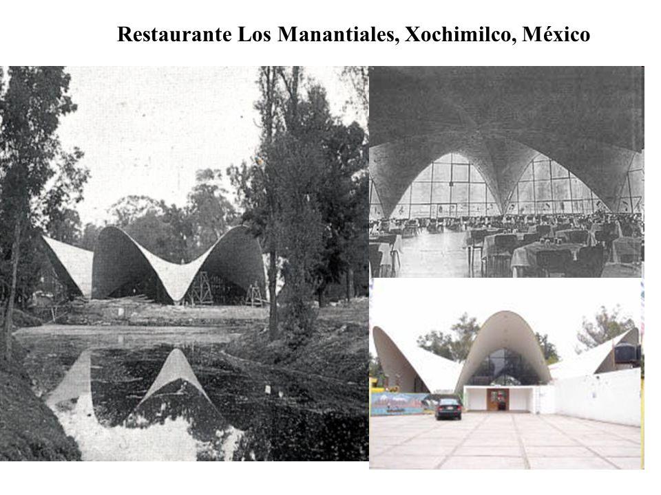 Casino de La Selva México Félix Candela