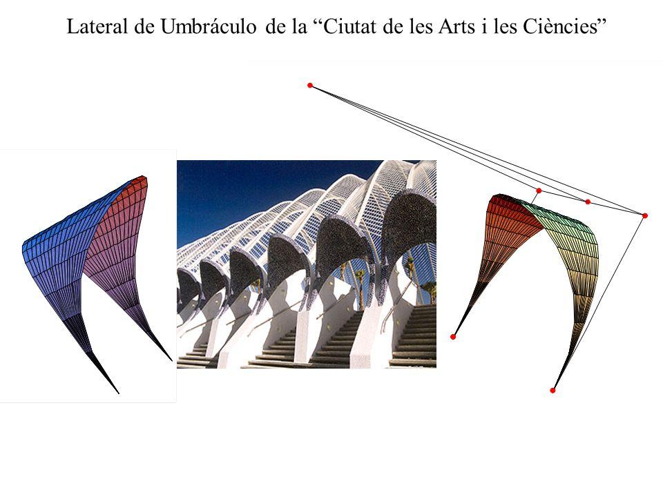 Cubierta del Palau de les Arts i les Ciències