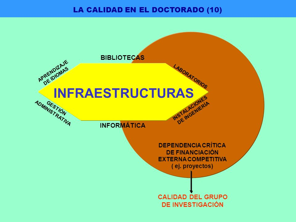 DEPENDENCIA CRÍTICA DE FINANCIACIÓN EXTERNA COMPETITIVA ( ej.