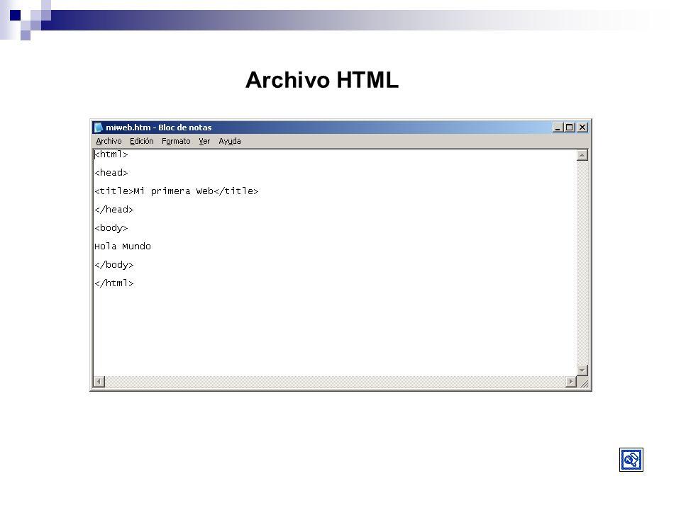 Estructura del Sitio Web