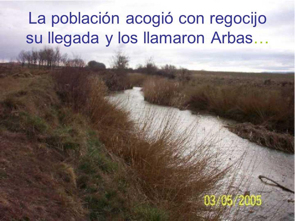 Érase una vez dos ríos que decidieron atravesar el único poblado grande y hermoso situado en la tierra seca…