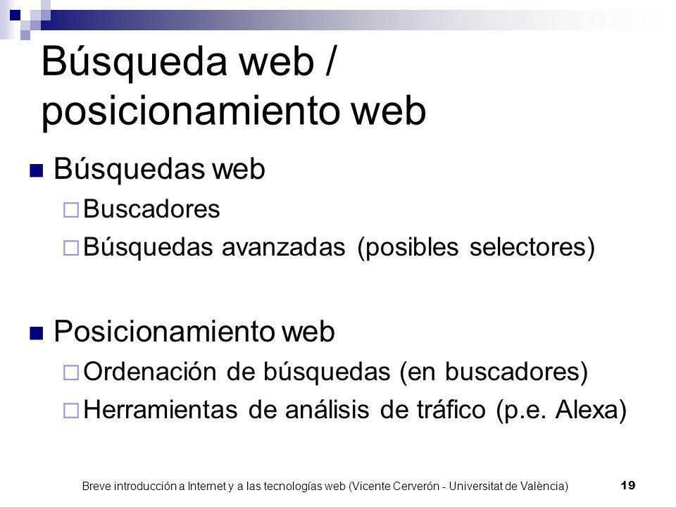 Actividades con páginas web Guardar direcciones de páginas web Guardar una página web completa / sólo el texto Guardar un recurso no HTML Guardar siti