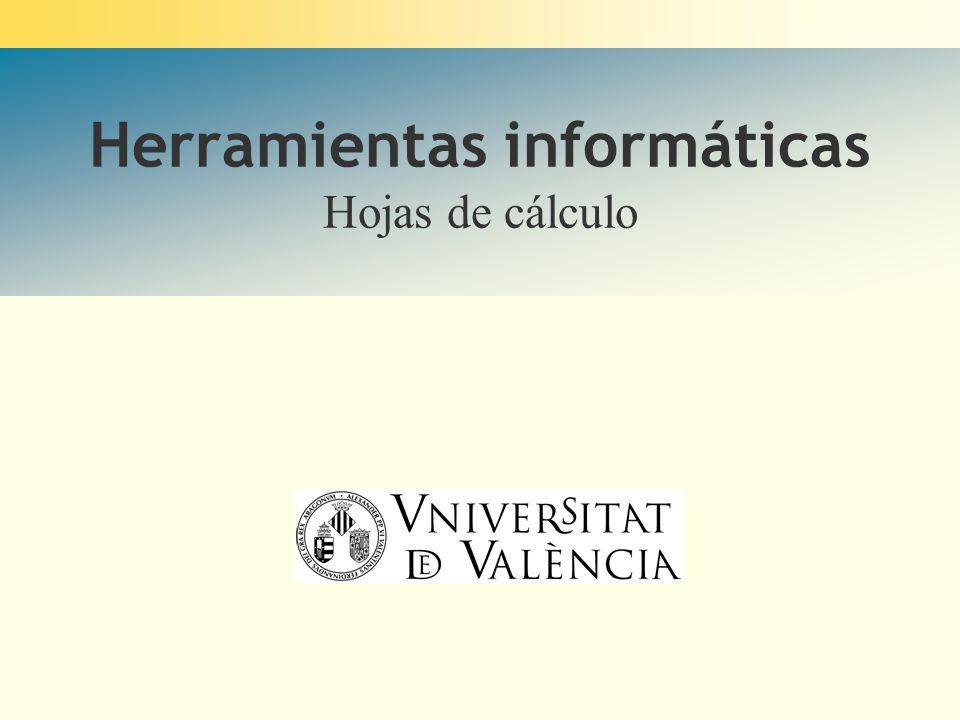 hojas de cálculo12 Tablas dinámicas Las tablas dinámicas son procedimientos sobre listas de datos que permiten agregar o calcular los datos según diferentes campos.