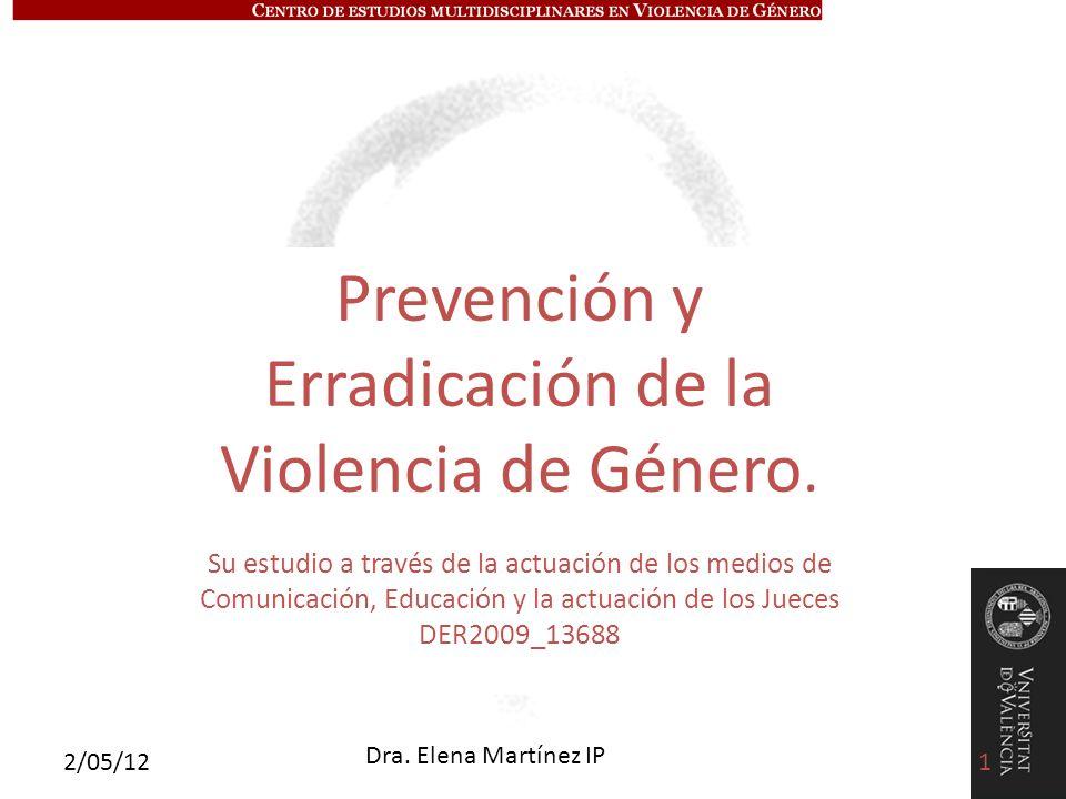 QUIÉNES SOMOS LO 1/2004 Medidas de Protección Integral VG: Objetivos Tratamiento multidisciplinar del fenómeno jurídico y social.