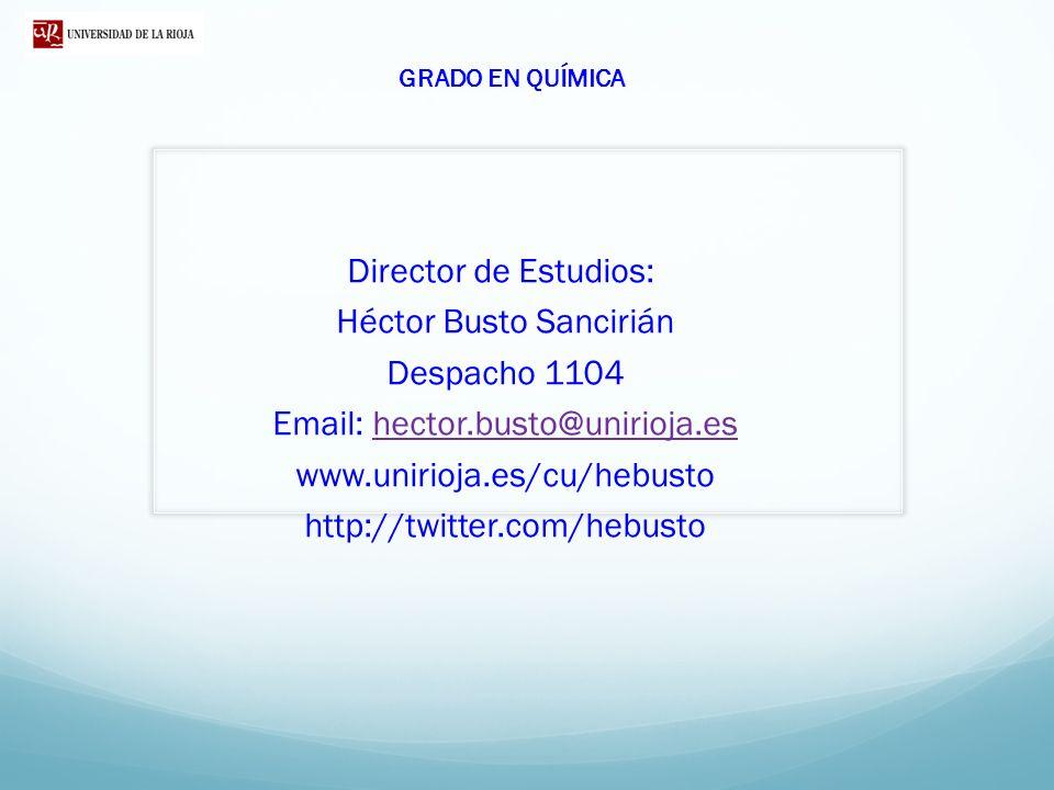 Departamento http://www.unirioja.es/dptos/dq/index.shtml
