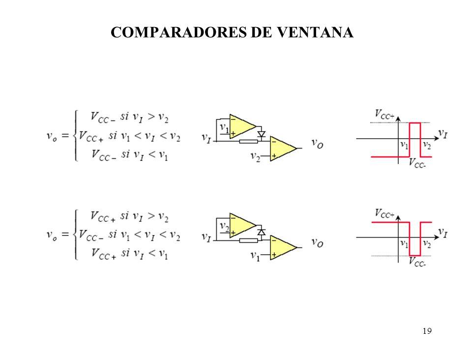 19 COMPARADORES DE VENTANA