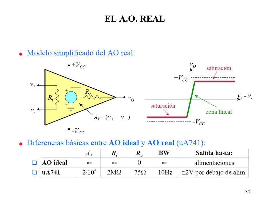 37 EL A.O. REAL