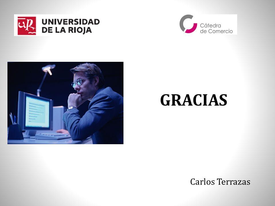 GRACIAS Carlos Terrazas