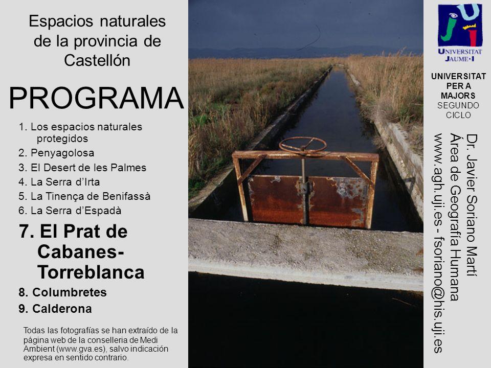 Romanización En Cabanes se encuentra, junto a la Vía Augusta, uno de los mejores ejemplos de la romanización en la provincia.