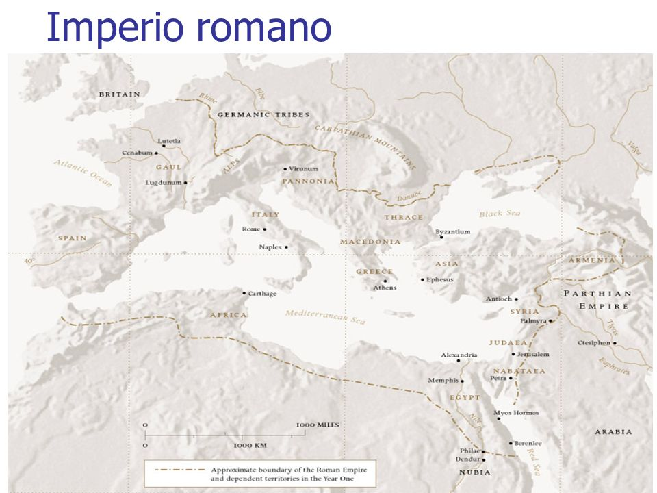 Arte Romano3 Imperio romano