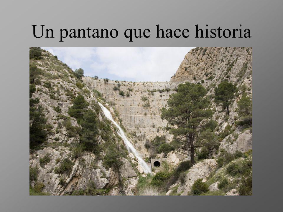 Tibi (Alicante): el pantano más antiguo de Europa Javier Soriano Martí Área de Geografía Humana, Universitat Jaume I – Castellón www.agh.uji.es - fsor
