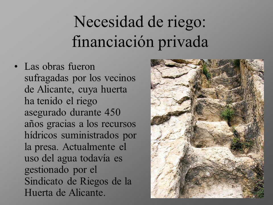 Embalse de Tibi (Alicante) El pantano más viejo de Europa en funcionamiento. La importancia histórica del agua es bien conocida en las tierras meridio