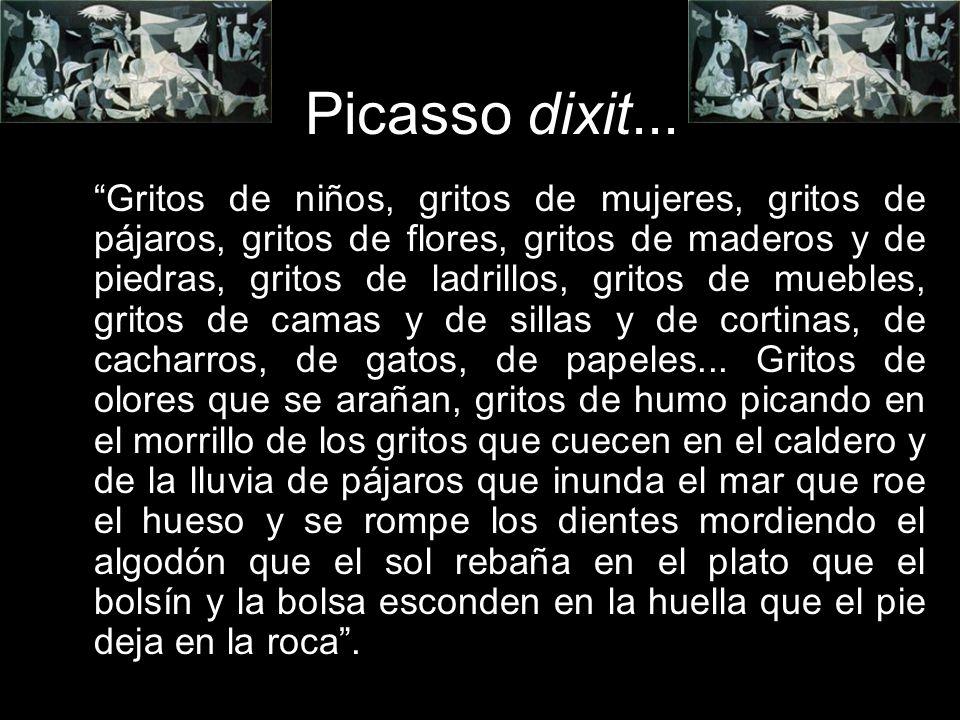 Picasso dixit...