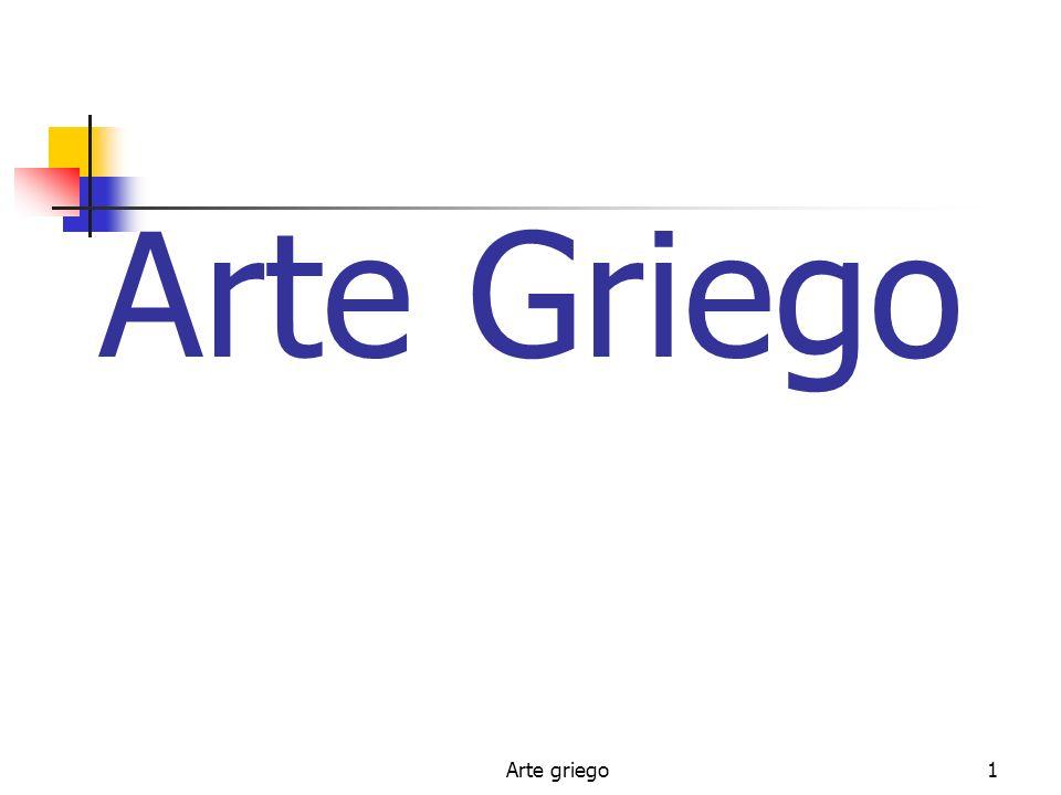Arte griego1 Arte Griego