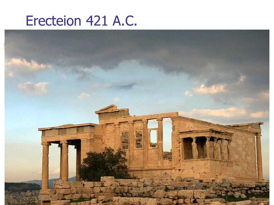 Erecteion 421 A.C.