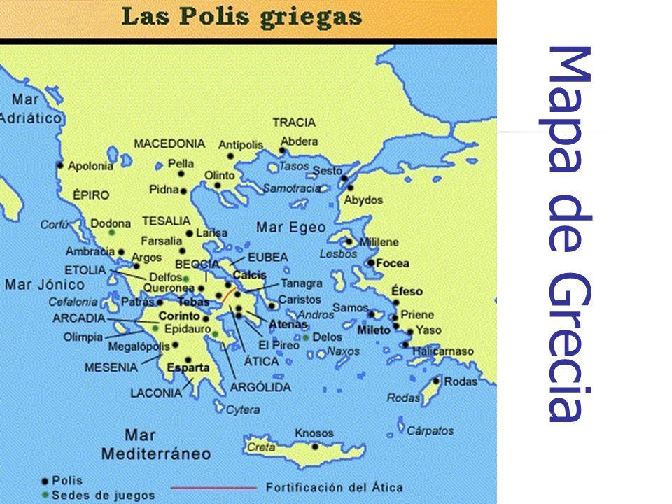 Arte griego4 Características arquitectura Proporción y medida, el hombre es la base de todo el arte.