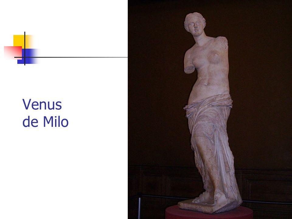 Arte griego Venus de Milo