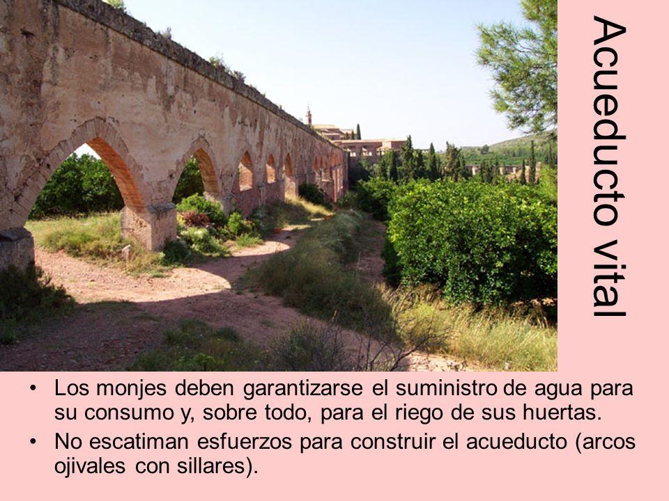Otros notables ejemplos En el vecino valle del Palancia también una cartuja dominó un vasto territorio hasta la desamortización...