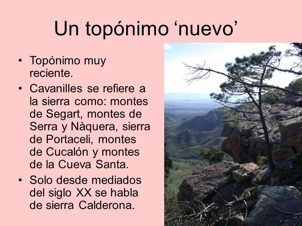 RADIOGRAFÍA PREVIA 18.019 hectáreas.Declarado parque natural el 15 de enero de 2002.