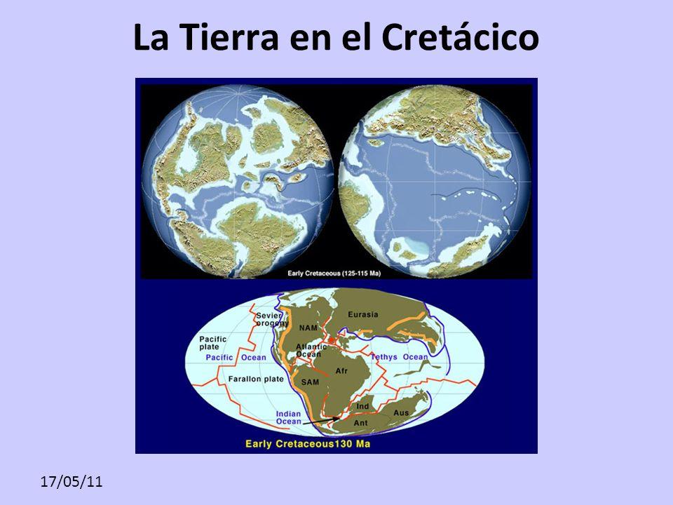 17/05/11 La Tierra en el Cretácico
