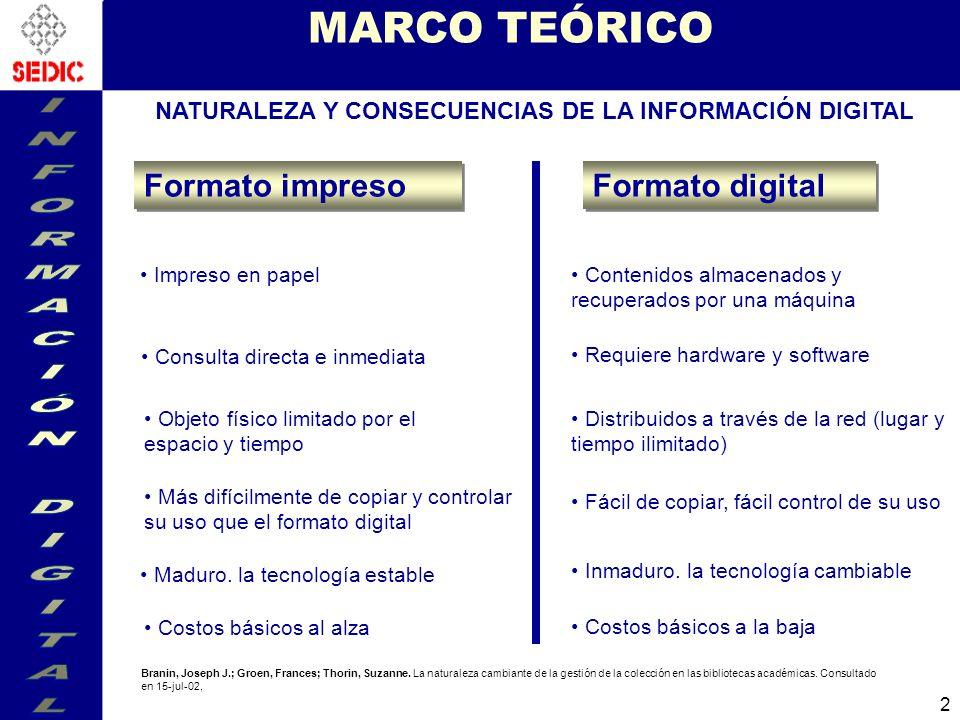 3 Cualquier recurso no-digital, no solo papel, sino también documentos audiovisuales en soporte magnético, mapas, etc.